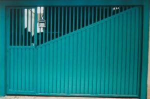 Portão garagem COMPRAR